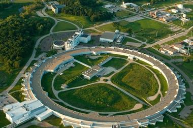 미국 아르곤국립연구소의 방사광가속기(Advanced Photon Source) 시설. 아르곤국립연구소 제공