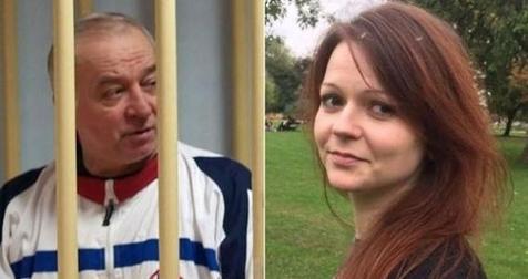 러시아 군 정보부에서 근무하며 영국 정보기관에 협조한 '이중 스파이' 세르게이 스크리팔(왼쪽)과 그의 딸 율리아 스크리팔(오른쪽). /페이스북
