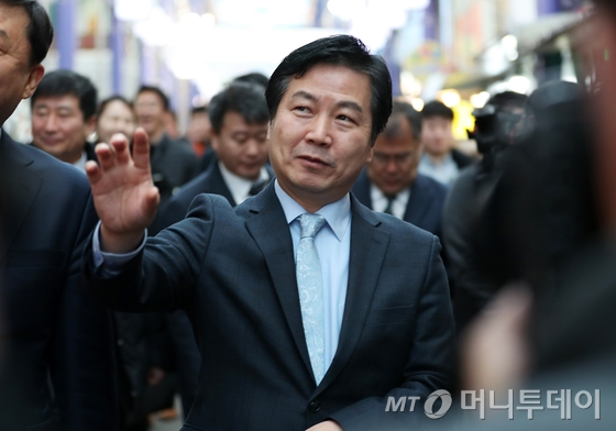 홍종학 중소벤처기업부 장관/사진=뉴스1