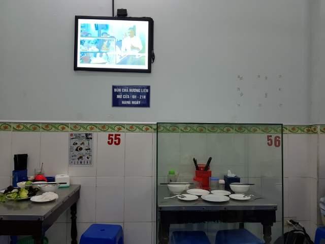 오바마가 분짜를 먹었던 베트남 식당 식탁 전시·보존