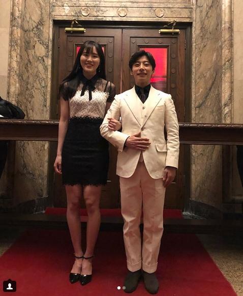 왼쪽부터 김아랑 곽윤기