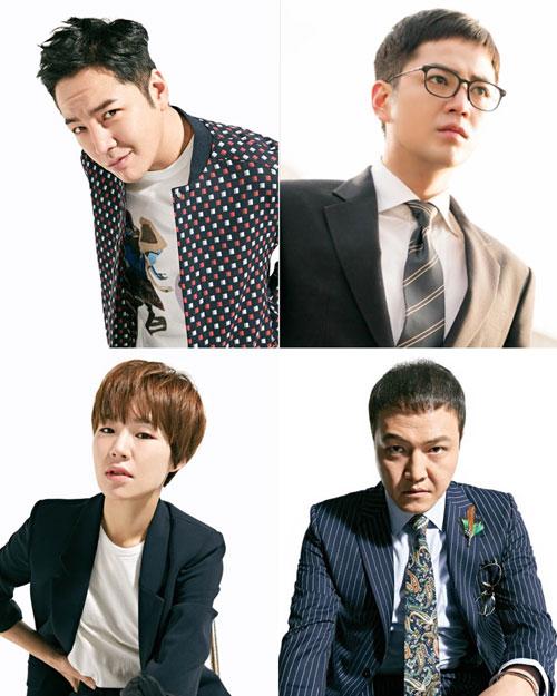 「スイッチ」チャン・グンソク、ハンイェリ、チョン・ウンイン写真= SBS「スイッチ」