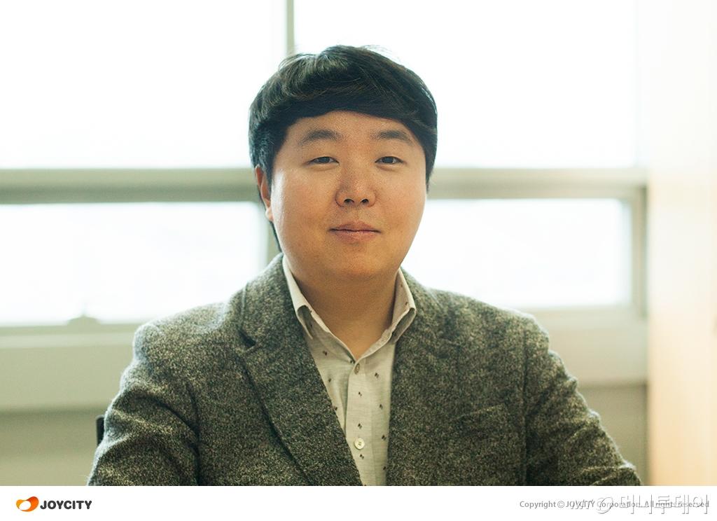 #게임 ♥ 조이시티, 박영호-조성원 각자대표 체재 전환