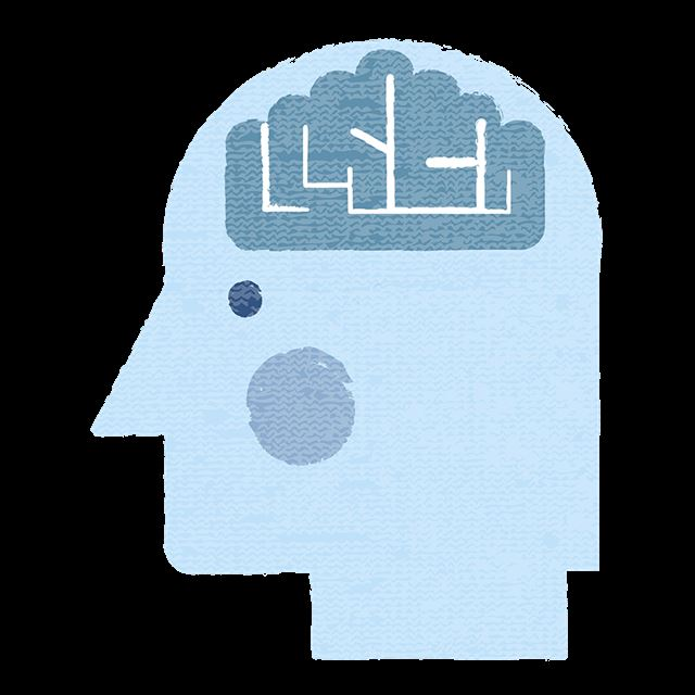 생각하는 일에는 생각보다 많은 에너지가 필요하다. 1.2~1.4㎏인 두뇌는 몸무게의 2% 정도에 불과하지만, 사람이 섭취하는 에너지의 20% 이상을 사용한다. 일상에서 무심코 쓰던 '결정피로'나 '선택피로'라는 표현은 이런 뇌의 남모를 고통을 잘 드러내고 있는 셈이다. 게티이미지뱅크