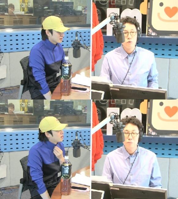 © News1 SBS 라디오 파워FM '김영철의 파워FM' 보는 라디오 캡처