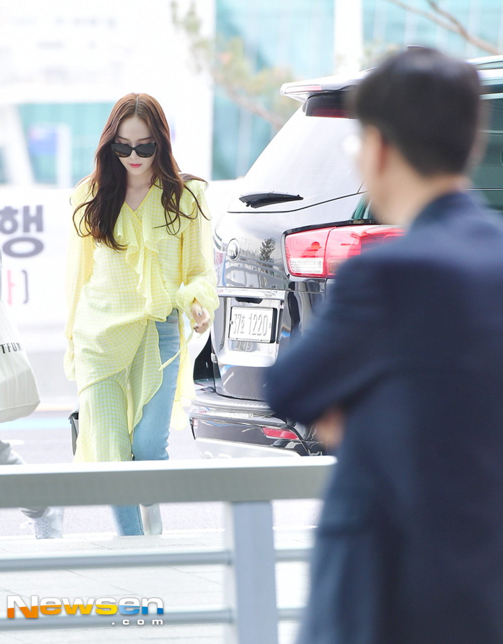 Appreciation 180413 Jessica Icn To Los Angeles For Blanc And