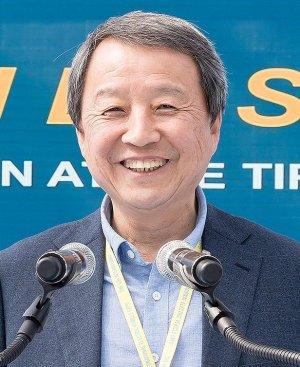 김대환 제5회 국제전기자동차엑스포 공동조직위원장.