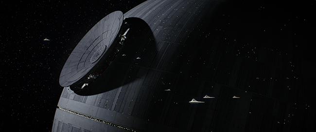 스타워즈에 등장하는 제국군의 데스스타. 이들의 문명은 1단계와 2단계 사이이다. /사진=월트디즈니