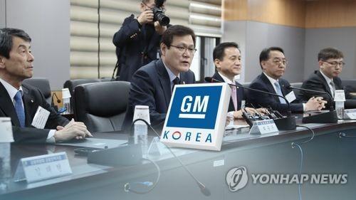 한국GM 8차 임단협 또 무산…정부만 분투 (CG) [연합뉴스TV 제공]