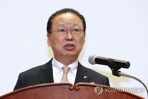 최흥식 전 금융감독원장 [연합뉴스 자료사진]