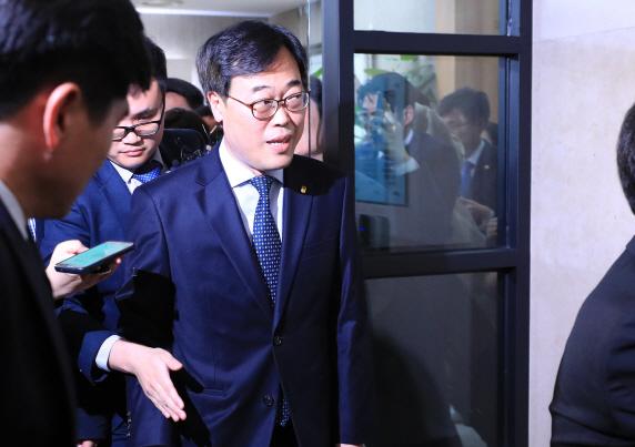 김기식 전 금감원장 (사진=연합뉴스)
