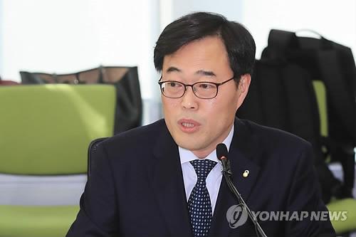 김기식 금융감독원장   [연합뉴스 자료사진]