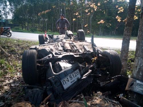 술에 취한 태국 최대축제 송끄란..교통사고 323명 사망