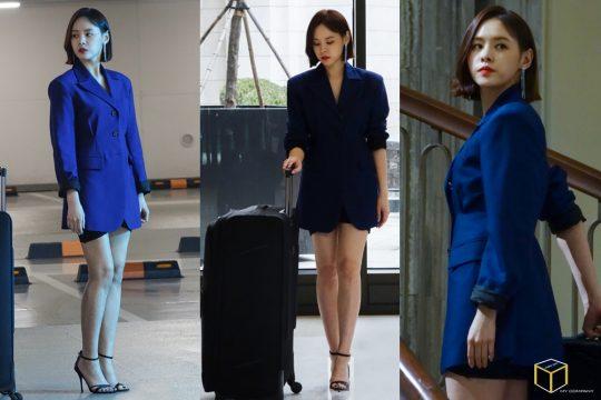 '미스트리스' 구재이, 180도 변신..연기+패션 '관전 포인트'