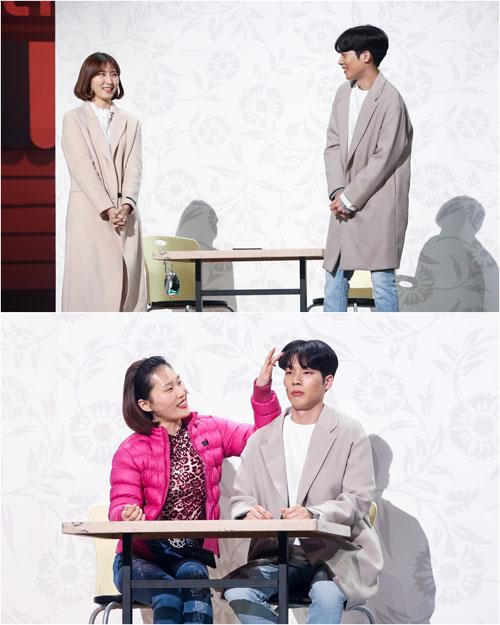 '개콘' 임성욱, 연하남 정해인으로 변신..新코너 '밥 잘 사주는 예뻤던 누나' 출격