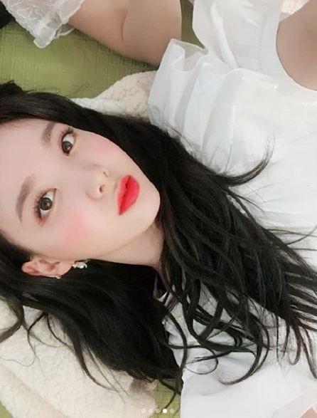 트와이스 멤버 나연 / 사진=트와이스 공식 인스타그램 캡처