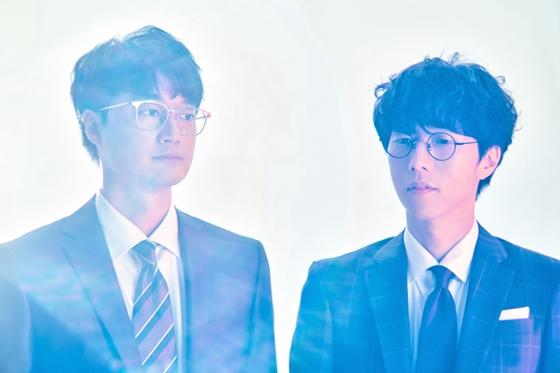 밴드 페퍼톤스 이장원과 신재평(왼쪽부터)/사진제공=안테나뮤직