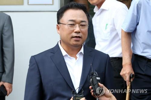 권석창 전 국회의원.