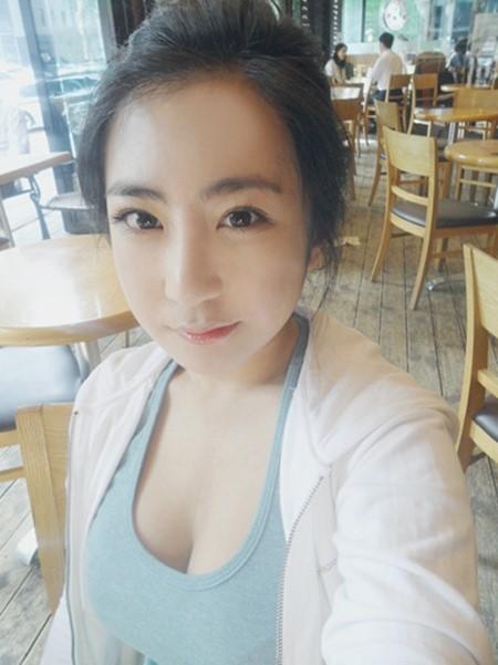 김성은. 사진|김성은 SNS