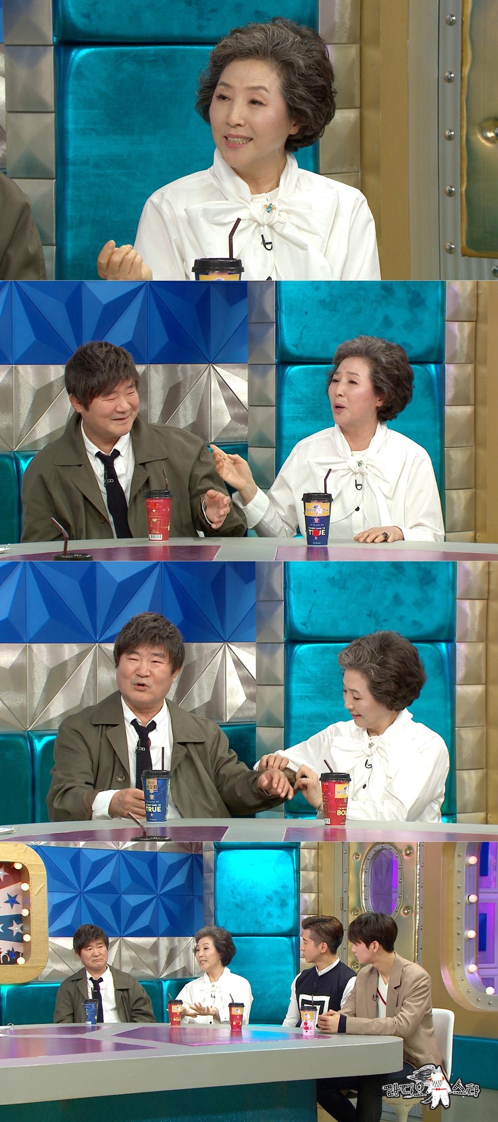 """'라디오스타' 고두심 """"멜로 해본 적 없어, 엄마 역할만""""[오늘TV]"""