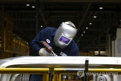 미국의 산업생산 현장