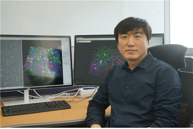 한국뇌연구원 뇌신경망연구부 김진섭 박사(한국뇌연구원 제공)