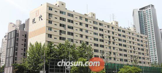 지난 15일 서울 재건축 단지 중 가장 먼저 초과이익환수제가 적용된 서울 서초구 반포 현대 아파트. 서초구청은 반포 현대아파트 조합원의 부담금이 가구당 1억3569만원이라고 조합에 통보했다. /김연정 객원기자