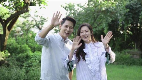 추자현(오른쪽)-위샤오광 부부 [SBS 제공]