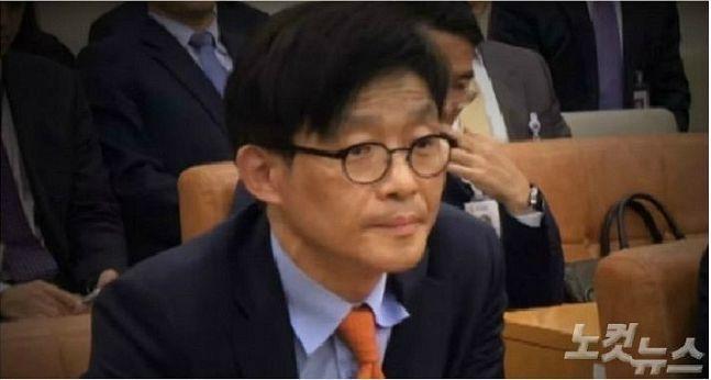 안태근 전 법무부 검찰국장
