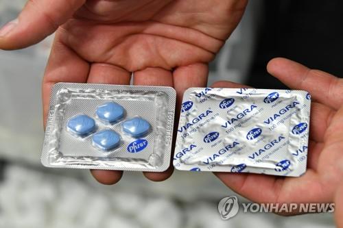 비아그라[DPA=연합뉴스 자료사진]