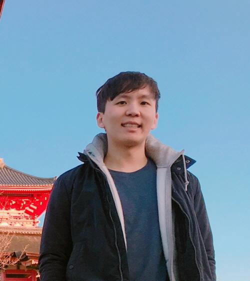 일본 도호쿠분쿄대학 교환학생으로 선발된 사이버한국외대 3학년 김준호 학생