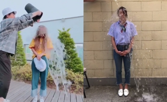 <p>Group (female) Children member So Yeon and singer Hwang In Sun joined the Ice bucket challenge.</p><p>On September 7, Seo Young, along with the image on his own Instagram, decided to participate in the Ice bucket challenge with the dream catcher Damier senpai and the space girl Flexible jung seniors, and Koreas first Lou Gehrig Juan I heard that a hospital for sanatoria will be built for people.We hope that many Lou Gehrig fan ovens will be able to receive treatment in a good environment and I will always support you. </p><p>In addition, continuing ice bucket challenge designated Grace, Hwang In Sun, Yusung Ho to the next runner.</p><p>On the 8th, Hwang In Sun named Soyon and the name also participated in his own instagram together with the image I was nominated as a female child leader, Mr. So Yeon and joined the Ice bucket challenge I explained the background.</p><p>Then I wrote the ice water inside out in order to share the pain experienced by Lou Gehrig patients. Ice bucket challenge is an event held to raise awareness of Lou Gehrig disease (amyotrophic lateral glutathione ALS) patients and collect donations, a campaign spread to the world including the United States in 2014 .</p><p>In addition, continuing ice bucket challenge designated outsiders, Lee Pani, Ho Chang Mi to the next runner.</p>
