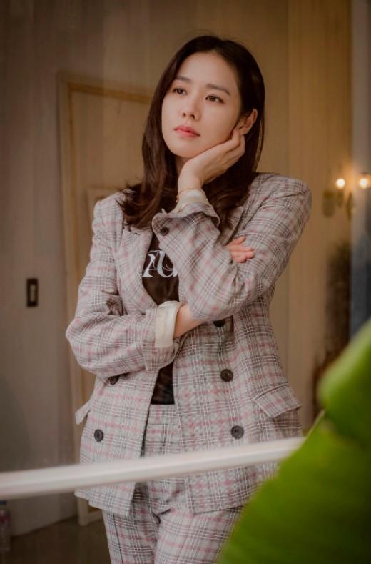 '예쁜 누나'는 손예진에게 5년 만의 안방극장 컴백작이었다. 제공|엠에스팀