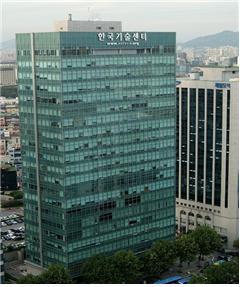 서울 강남구 테헤란로에 위치한 한국기술센터.