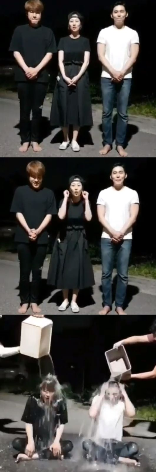 <p>Enka singer Jang Yun-jeong supported the junior who participated in the Ice bucket challenge.</p><p>14th Jang Yun-jeong, her husband, KBS announcer Tae Kyung Wan posted a video of a rookie Enka group tree that I appointed to my SNS participated in the Ice bucket challenge.</p><p>Prior to leaving 13th, Tae Kyung Wan told SNS, Hi, Im KBS announcer Tae Kyung Wan.It became together with Ice bucket challenge with musical actor Kim So Hyeon and KBS Nobody Weather Caster recommendation. I am honored to be together for one day and pray for the power of every Fango in the world to everyone, YTN Ryu Juhyon Anchor and English instructor Reina said, A rookie Enka Group Tree Jang Yun-jeong loves I nominated three people.</p><p>Tae Kyung Wans wife Jang Yun-jeong also appeared in the video released on the 14th. Jang Yun-jeong said, Tae Kyung Wan announcer tried to name me, I am 16 and pregnant then I will definitely join and I will give opportunities to my juniors, Tae Kyung Wan this tree The reasons were mentioned.</p><p>Jang Yun-jeong, Tae Kyung Wan The couple are telling the second 16 and Pregnant news of May. The two married in the past 2013. Since then, I got the first son Makoto Case group and told me the second news for the first time in 4 years after boys birth. [Photo] Tae Kyung Wan SNS</p><p>Tae Kyung Wan SNS</p>