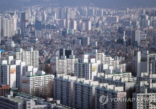 강남 3구인 송파구  [연합뉴스 자료사진]