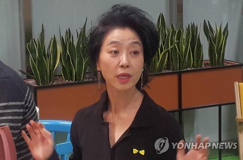배우 김부선 [연합뉴스 자료사진]
