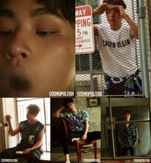 <p>Fashion magazine Cosmo Politan released a photo album of Park Jung-min published in the morning and July issue of 19th. Inside of the gravure he appeared youth wandering while playfully full.</p><p>Coming July 4th Lee Joon-iks new work Byeonsan Park Jung-min ahead of the release, he took on the role of cotton wrapper hacks in the play.</p><p>In the subsequent interview Park Jung-min talked about the work. Park Jung-min who writes sentences to the essay collection people to write. He showed up lap in the lyrics I wrote directly in this movie.</p><p>Park Jung-min said Recent casts Thats my world , learning the piano and striking it up to rap in this movie. To do it as a hobby and a job, I expanded my work too much differently and I understood that I had no time lag. </p><p>He continued to show humility I must finish so much in comparison with those who have the talent to see what I need to practice in my surroundings .</p>