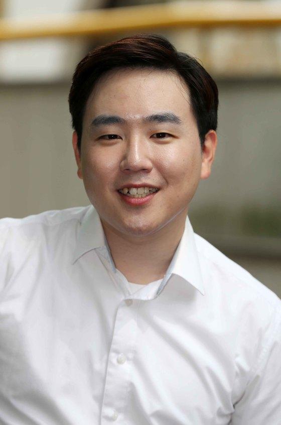 6·13 지방선거에서 서울시의원에 도전했던 조준규(바른미래당) 후보.