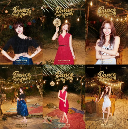 Charm Upgrade Lucky Twice Sana And Ji Hyo And Mina New Teaser
