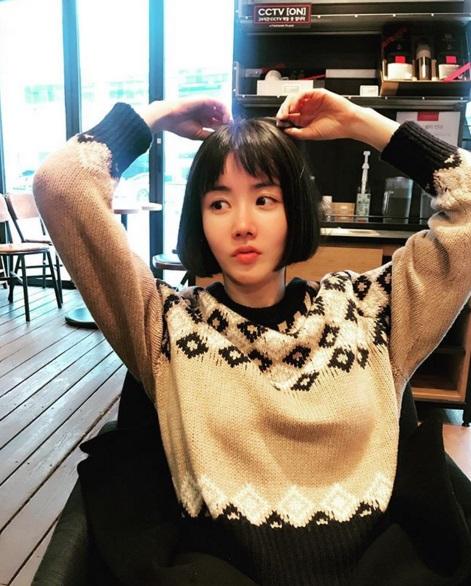 황우슬혜 열애 사진=황우슬혜 인스타그램