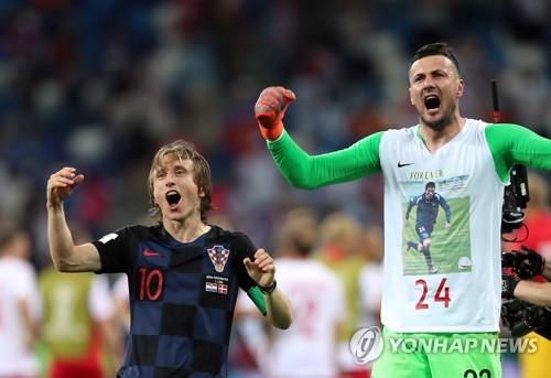 """[월드컵] """"코카콜라가 아니네"""" 크로아티아에 벌금 8천만원"""