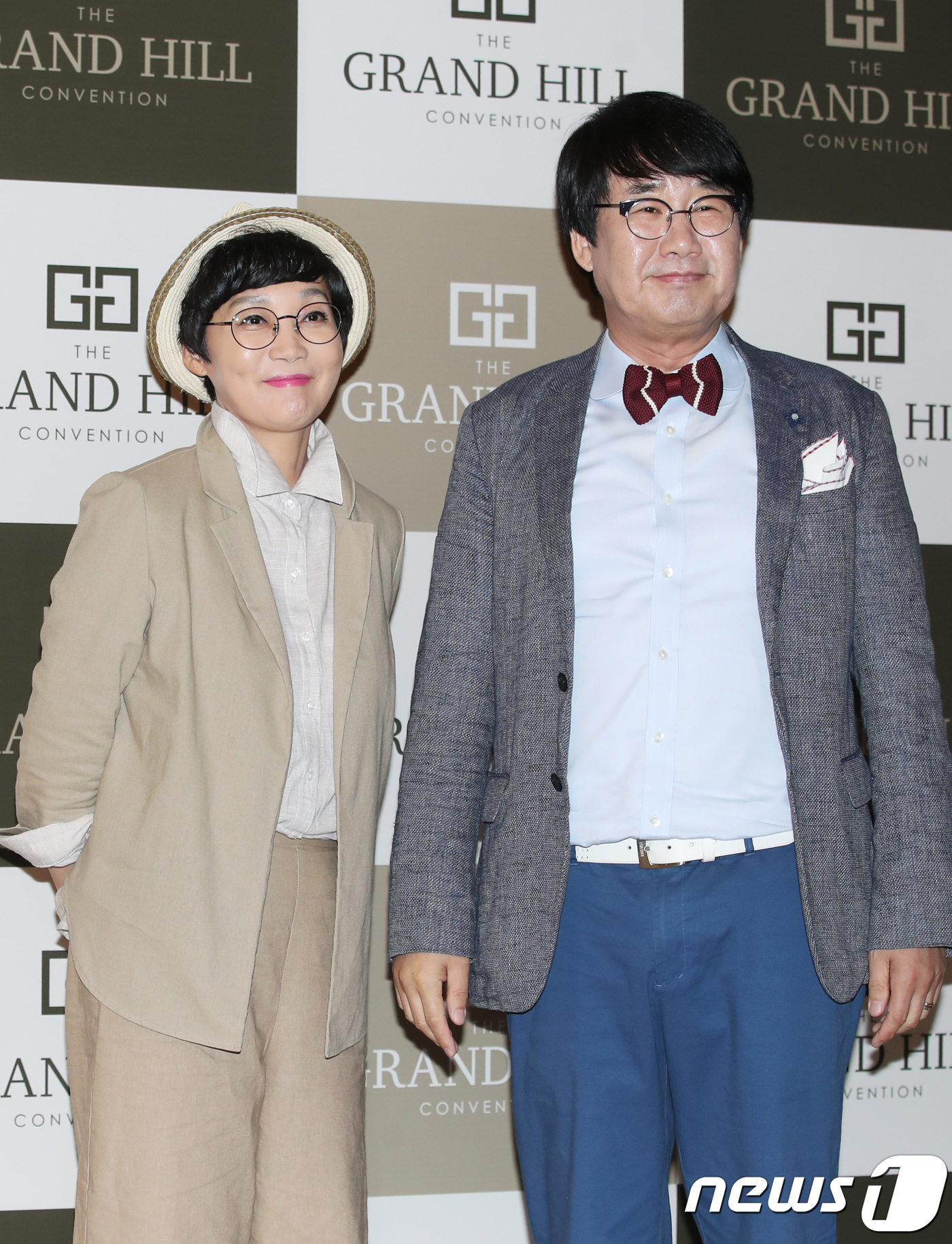 최양락-팽현숙 부부, 미나-류필립 결혼식 참석