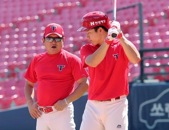 박흥식 감독은 KIA도 화수분 야구를 할 수 있다고 거듭 강조했다(사진=KIA)