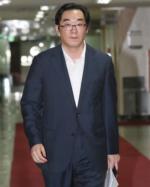 나향욱 전 교육부 정책기획관