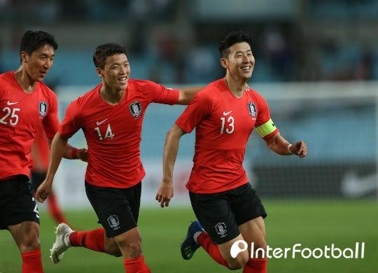 [오피셜] 한국, 9월 A매치 상대 확정..7일 코스타리카-11일 칠레