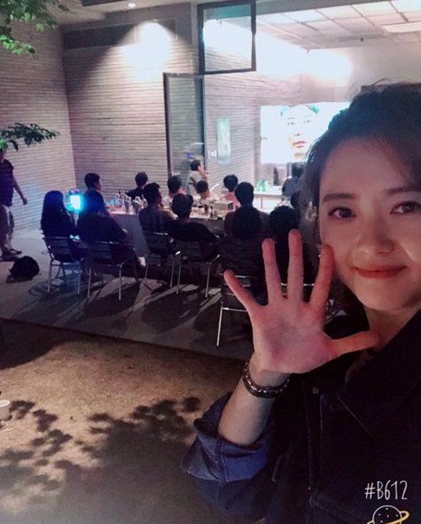 <p>Go Ah-ra posted pictures with a sentence # Miss Hammurabi # Last episode # Our team # together with # Bonbangsasu middle # Please remember # Remember me # Good night on Go 16 did.</p><p>In the published pictures, Go Ah - ra is showing Bonbangsasu Miss Hammurabi Last episode along with team members.</p><p>Especially he said Please do not forget, please memorize to say Miss Hammurabi and leave something unsatisfying and collect Snowy Road.</p><p>Meanwhile, JTBC Miss Hammurabi finished broadcasting this days broadcast last.</p>