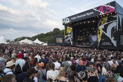 SWITZERLAND PALEO FESTIVAL 2018