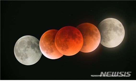 """""""화성·개기월식 함께 보자""""..과천과학관, 특별관측회 개최"""