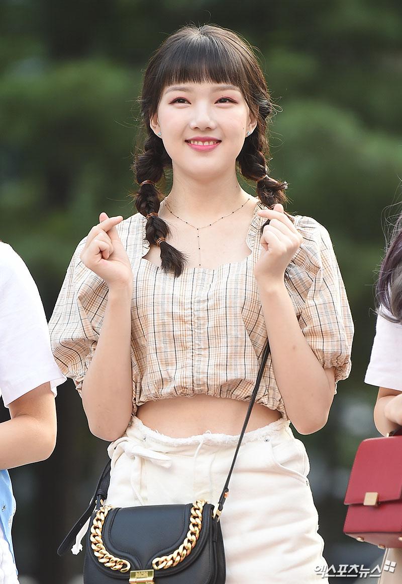 [엑's HD포토] 여자친구 예린 '귀요미 하트'